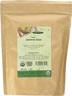Davidson's Tea Bulk, Jasmine Rose, 16-Ounce Bag