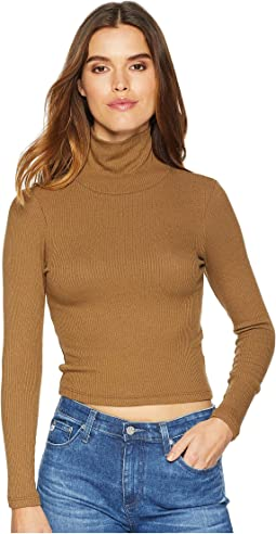 Ash Crop Turtleneck