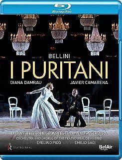 I Puritani: Teatro Real De Madrid (Pidò)