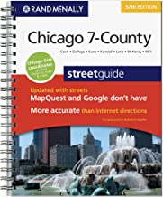 Rand McNally Street Guide: Chicago 7-County (Cook * DuPage * Kane * Kendall * Lake * McHenry * Will)