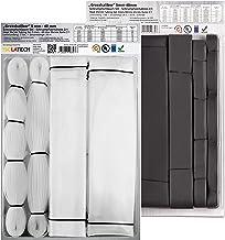 ISO-PROFI/® Gaine thermor/étractable 3:1 transparent avec adh/ésif S/électionen 8/tailles et 6/longueurs M/ètre ici?: /Ø 10mm//–/Longueur: 5/M/ètres