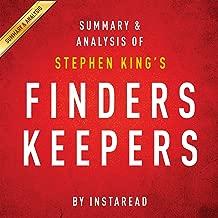 Best stephen king finders keepers summary Reviews