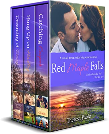 Red Maple Falls Series Bundle: Books 4-6 (Red Maple Falls Box Set Book 2)