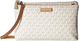 MICHAEL Michael Kors Double Zip Crossbody