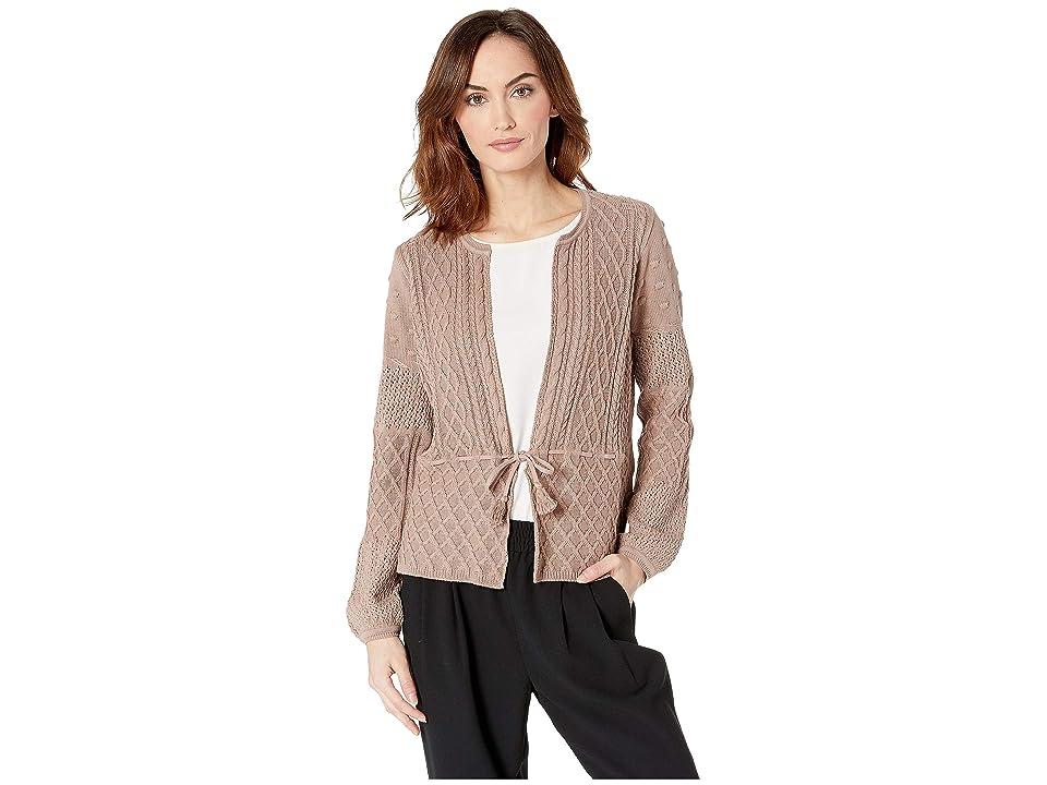 Lucky Brand Sweater Top (Pink) Women