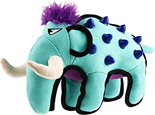 Gigwi Duraspikes Durable Elephant Toy for Dog, Blue