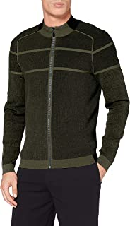 BOSS Men's Zogor Cardigan Sweater