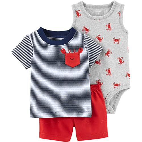 69b00ee02 Carter's Summer Clothing for Baby Boys: Amazon.com