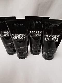 REDKEN by Redken MENS GRIP TIGHT MEDIUM CONTROL GEL 5 OZ UNISEX (Package Of 4)