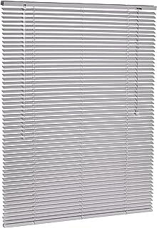 AmazonBasics - Persiana veneciana de aluminio, 100 x 130 cm
