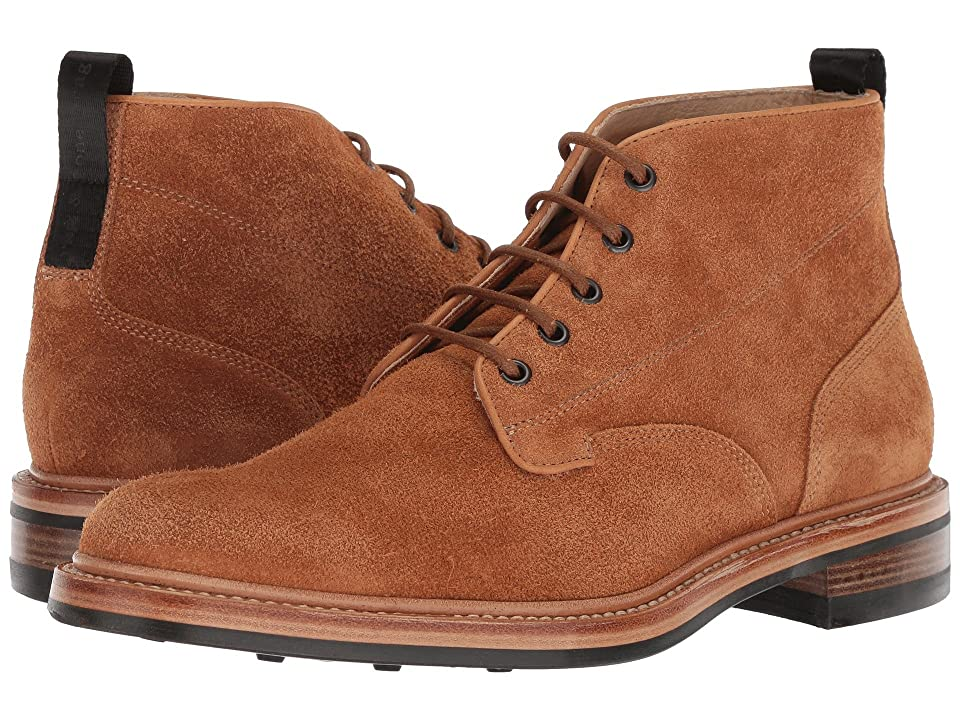 rag & bone Spencer Chukka Boots (Nutmeg) Men