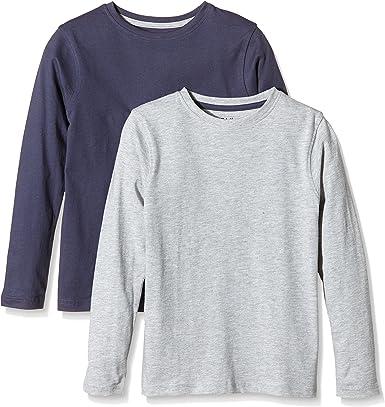 Primark Calcetines Cars Camiseta de Manga Larga, Gris, Azul ...