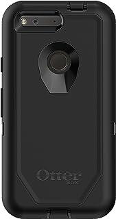OtterBox Defender 系列手机壳适用于 Google Pixel (仅 5 英寸版本)- 零售包装 - 黑色77-54257 黑色