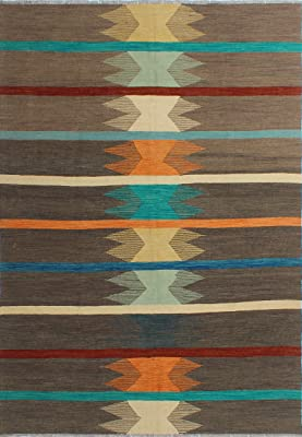 Superior Tartan Collection Area Rug 2/' x 3/' Runner 2X3RUG-TARTAN Classic Designer Plaid Pattern 8mm Pile Height with Jute Backing 2 x 3 Runner Fashionable Woven Rugs Fashionable Woven Rugs