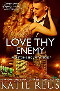 Love Thy Enemy (romantic suspense) (Red Stone Security Series Book 13)