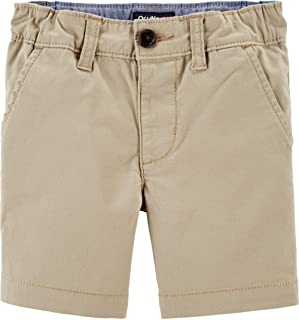 Boys' Kids Stretch Flat Front Short