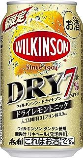 【期間限定】ウィルキンソン・ドライセブン ドライレモントニック [ チューハイ 350ml×24本 ]
