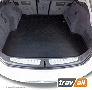 Travall Liner TBM1099 Vehicle-Specific Rubber Boot Mat Liner