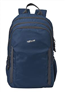 F Gear Raider 30 Liter Backpack with Rain Cover (Prussian Blue)