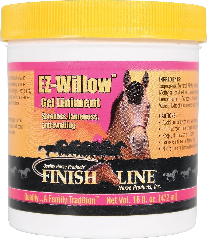 129100 EZ-Willow Brand new Gel oz Liniment Ranking TOP2 16