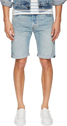 Premium 501 Pride Straight Fit Cut Off Shorts