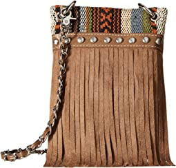 Saddle Blanket Fringe Crossbody