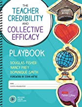The Teacher Credibility and Collective Efficacy Playbook, Grades K-12 (Corwin Literacy)