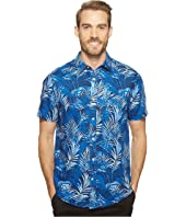 Nautica - Short Sleeve Tropical Print