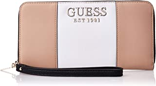 Guess Womens Wallet, White Multi - CB766946