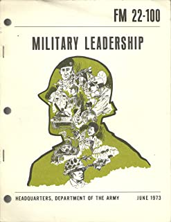 Military Leadership FM 22-100