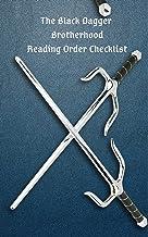The Black Dagger Brotherhood Reading Order Checklist