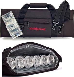 کولر گازی کادی گارد Caddyswag Par 6 Pack با بسته بندی ژل فریزر قابل استفاده مجدد قابل انعطاف
