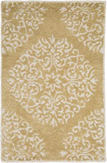 Surya Centennial CNT-1093 Hand Tufted 100-Percent Wool Classic Accent Rug, 2-Feet by 3-Feet