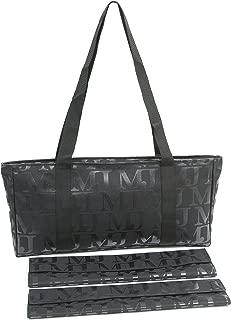 Mah Jongg Black with Black MJ Designer Logo Soft Case (Case Only)