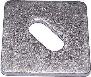 Hard-to-Find Fastener 014973481766 Square Washers Renewed Piece-16 1//2 x 3x3 x1//4