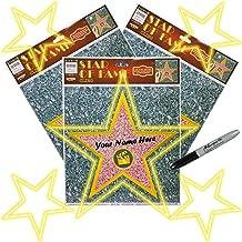 hollywood floor stars
