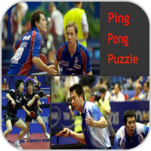 Ping Pong Puzzle