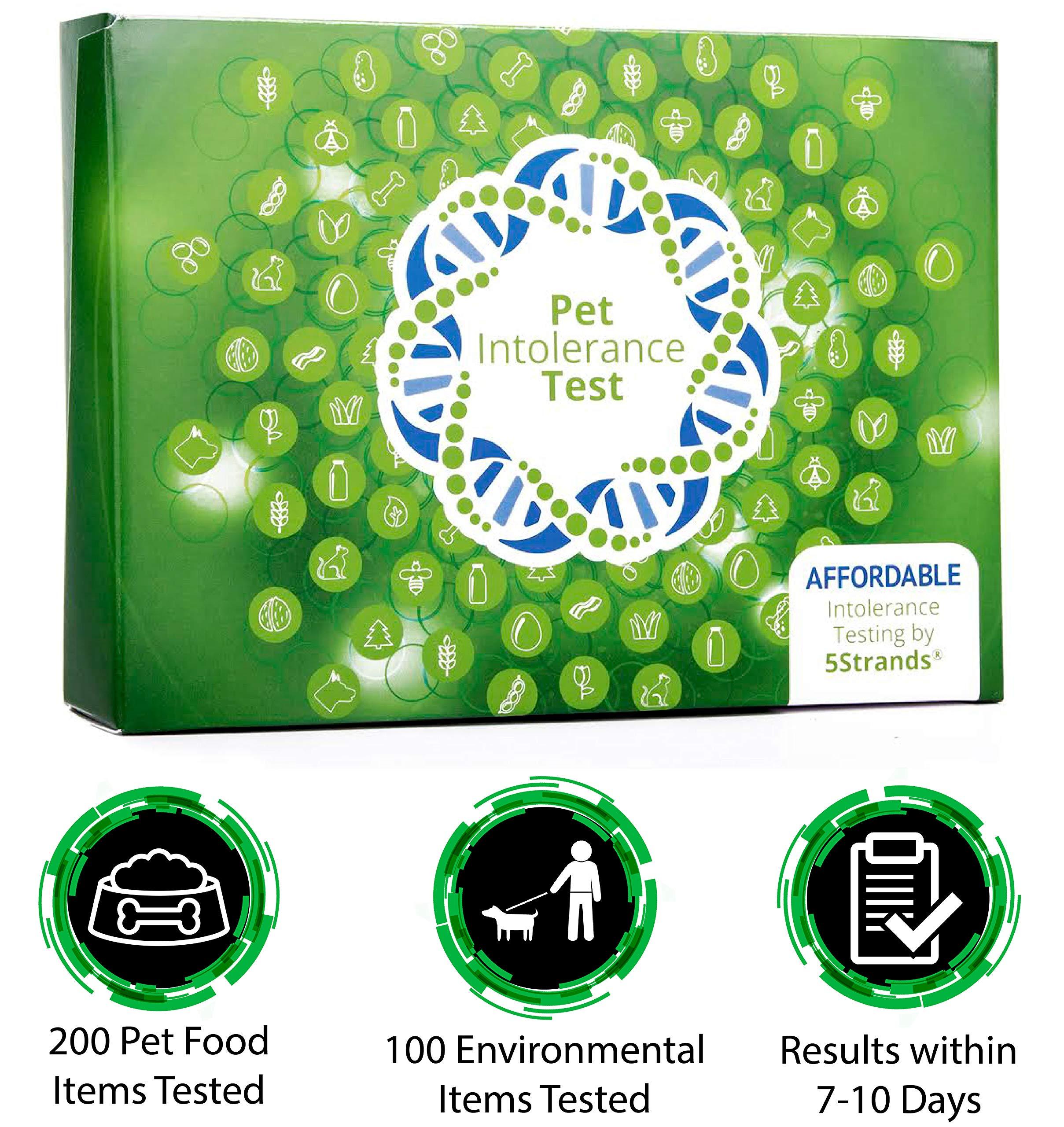 5Strands Sensitivity Intolerance Environmental Sensitivities