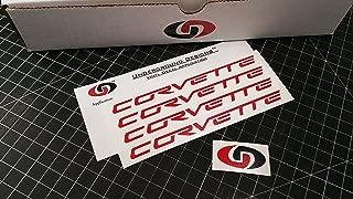Best corvette wheel decals Reviews