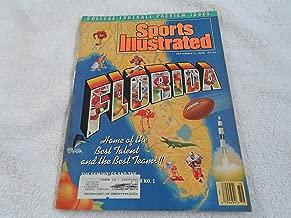 Sports Illustrated Magazine, September 5, 1988 (Vol 69, No. 10)