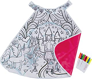 Great Pretenders Color-A- Cape Princess Dress-Up Play