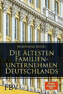 Die ältesten Familienunternehmen Deutschlands (German