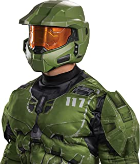 Disguise Halo Infinite Adult Master Chief Helmet