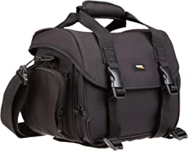 AmazonBasics Large DSLR Camera Gadget Bag - 11.5 x 6 x 8...