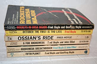 Fred Hoyle 6-title Collection: Rockets in Ursa Major; October the First is Too Late; Ossian's Ride; A For Andromeda; Andromeda Breakthrough; Fifth Planet