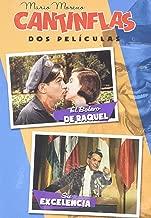 Cantinflas Dos Películas: El Bolero De Raquel y Su Excelencia
