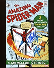 amazing spider man signed by stan lee