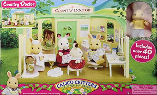 Calico Critters Country Doctor Spielset