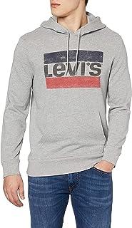 Levi'S Erkek Graphic Po Hoodie