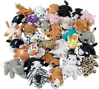 Plush Mini Animal Assortment